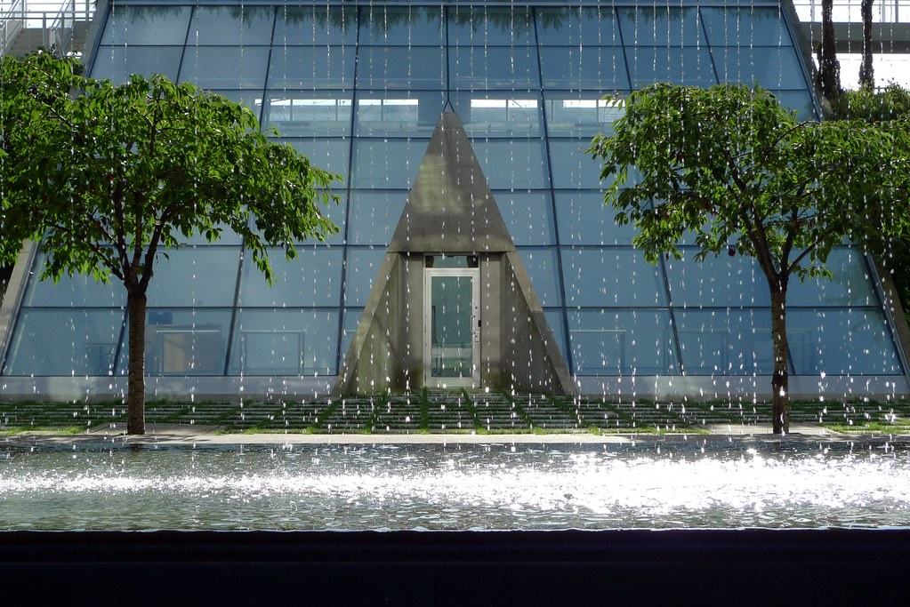 Erickson's Waterfall Building