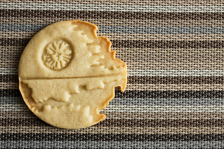 Death Star cookie! | by the boastful baker