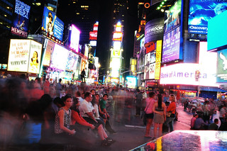 Times Square time lapse | by flickrfanmk2007