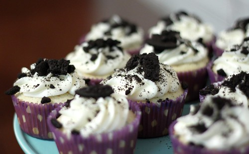 Oreo Cupcakes | by niftyfoodie