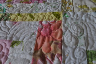 machine quilting sampler 5 | by vickivictoria