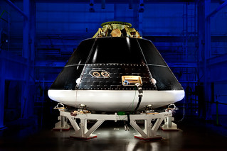 First Orion MPCV Spacecraft | by NASA Orion