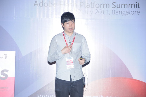 Adobe Flash Platform Summit 2011 (AFPS) | by Saltmarch Media