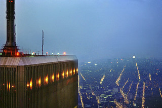 World Trade Center Observation Deck, 1980: City of Light | by Madison Guy