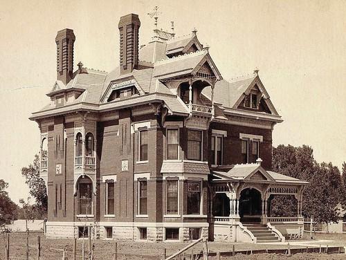 Finlay Ross House 821 N Waco Avenue In Wichita Ks Flickr