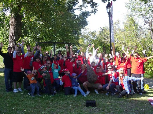 Red Lead Shoreline Clean up - Sept 17, 2011 - #2 | by Molson Coors Canada