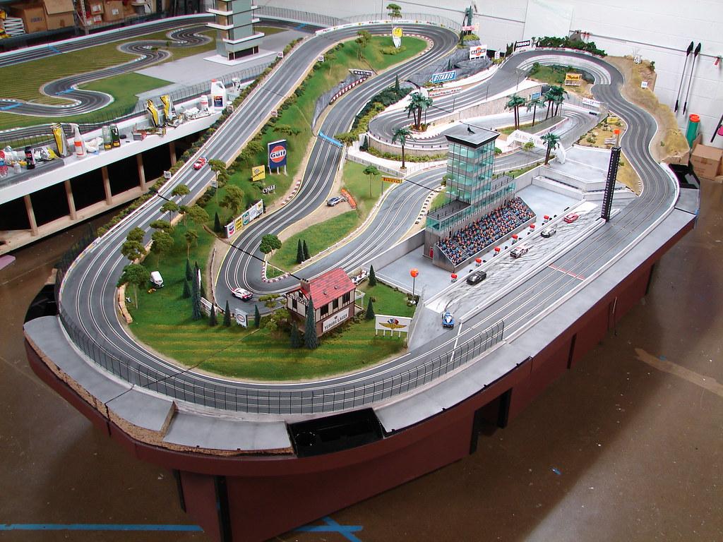 Slot car speedway loveland