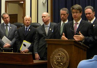 Cybersecurity Task Force Press Conference | by Representative Terry