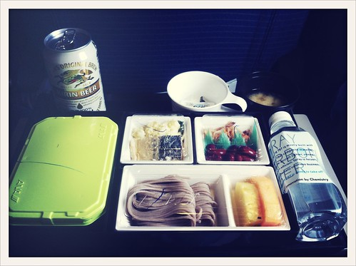 Japanese Airplane Food | by Nick Campbell