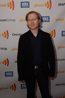 Anthony Rapp, actor | by GLAAD