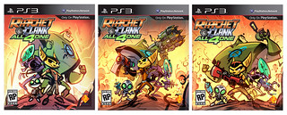 Ratchet & Clank: All 4 One pre-release box art: Ready for Action | by PlayStation.Blog