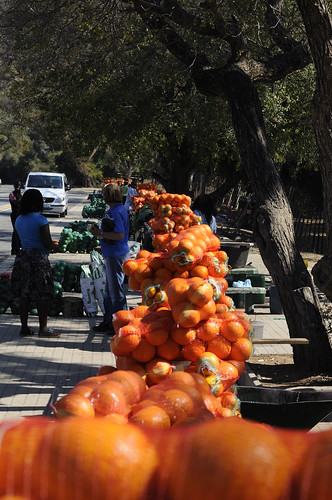 N1 roadside fruit vendors - Limpopo Province | by jacashgone