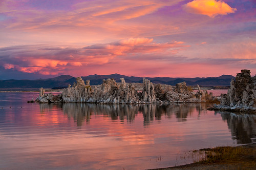 Mono Lake @ First Light    (Explore #10)