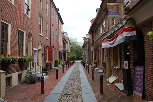 The Oldest Residential Street In America Knowitall Flickr