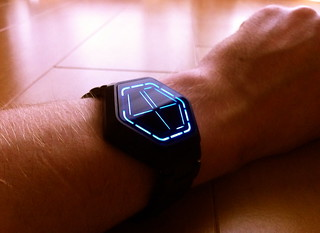 Tokyoflash Kisai Night Vision Blue LED Watch Design | by Tokyoflash Japan