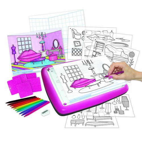 Step Into The Light Vr: Interior Design Light-Box Set