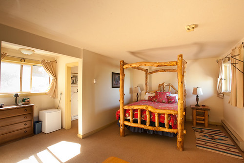 Red Tail Hawk Suite | by Black Mountain Colorado Dude Ranch