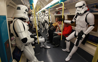 TUBE TROOPERS | by The Official Star Wars