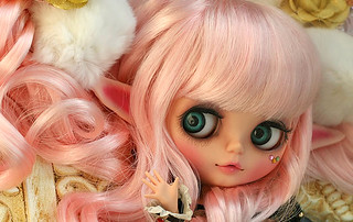 Pinkie♥gone Japan | by anniedollz♥custom dollz hut <3