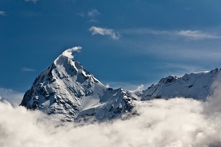 The Eiger | by Peter Gol