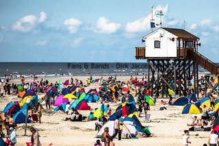 Kitesurf World Cup St. Peter Ording | by 3Base Dirk Jacobs