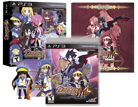 Disgaea 4 for PS3 | by PlayStation.Blog