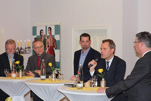 Daniel Bahr in Eschweiler