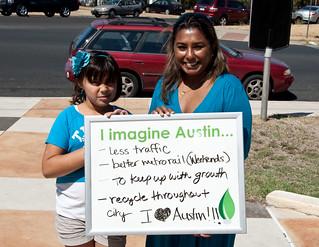 I Imagine Austin...