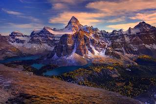 Mt Assiniboine, British Columbia, Canada | by kevin mcneal
