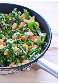 broccolini & pine nuts7 | by jules:stonesoup