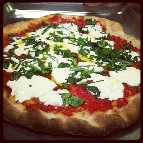 Pizza Margherita Recipe Bbc Good Food