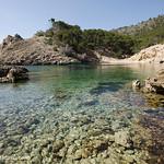 Es Calo d'es Monjo (Calviá Mallorca)