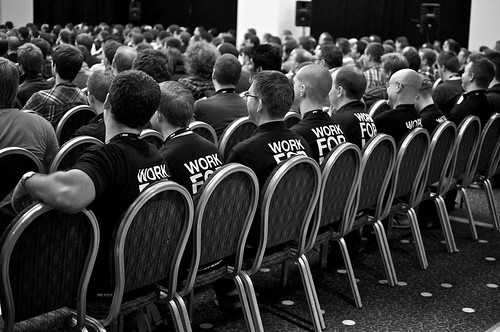PHPNW11 Audience | by Stuart Herbert