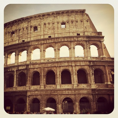 Touristy Rome | by Elissa @ 17 and Baking