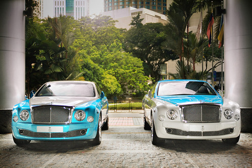 Mulsanne Extravaganza | by anType