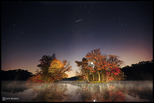 "National Geographic ""Best Space Pictures of 2011"" - ""Islands In Autumn"" 