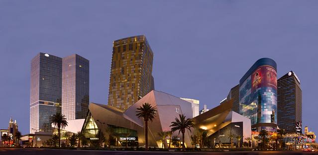 City Center - Las Vegas Panoramic