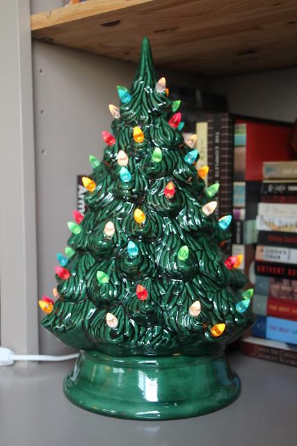Ceramic Christmas Tree Flickr Photo Sharing