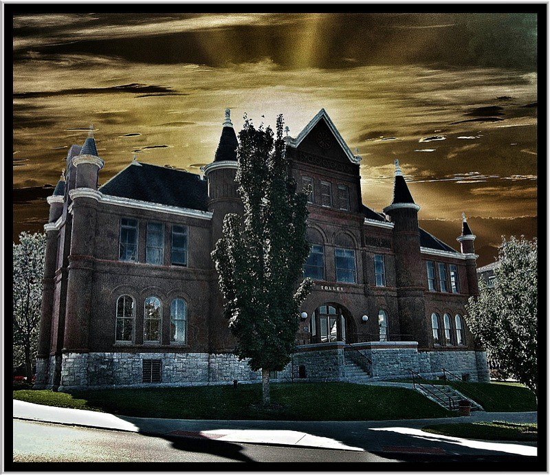 Tolley Administration Building 1889 Syracuse Ny Flickr