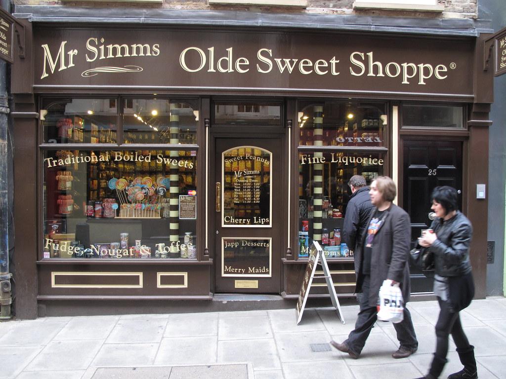 The Olde World Bakery Cafe