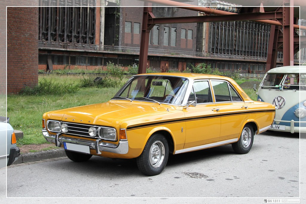 Car Engines For Sale >> 1968- 1971 Ford 17M RS (P7) (02) | The Ford 17 M was a ...