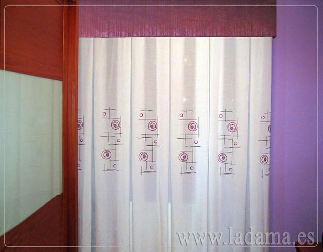 Decoraci n para dormitorios cl sicos cortinas con dobles flickr photo sharing - Cortinas de dormitorios ...