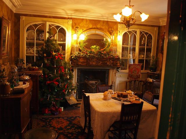 Cosy Christmas at Beamish Museum  Flickr  Photo Sharing!