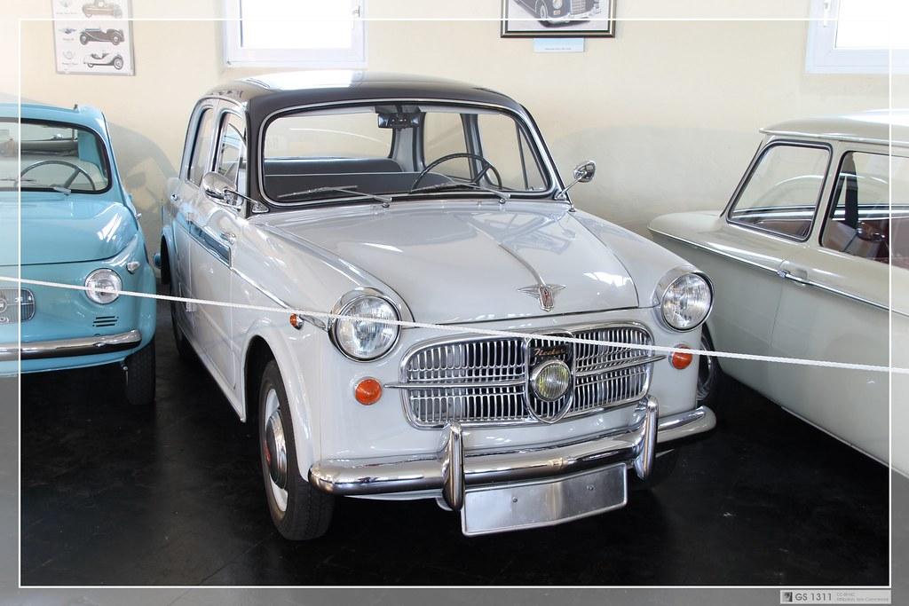 Cars For Less >> 1953 NSU Fiat Neckar 1100-103 (08)   In 1929 NSU had sold it…   Flickr