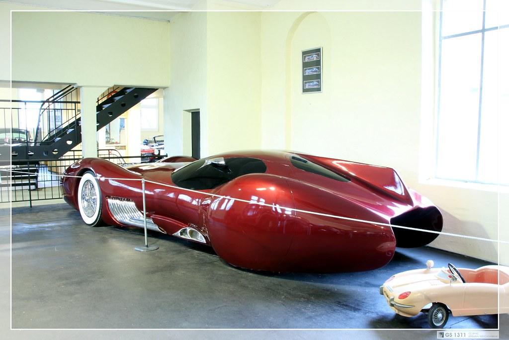 2008 Pierce-Arrow Colani Concept Car (01) | This prototype ...