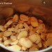 Make Your Own Ginger Ale: Chopped Ginger Ready For Water