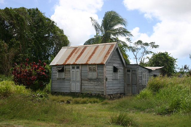 Download this Barbadian Chattel House picture