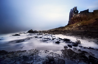 Dunure waves | by overgraeme