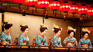 Miyako Odori Cherry Blossom Dance : Gion Kobu, Kyoto, Japan / Japón | by Lost in Japan, by Miguel Michán
