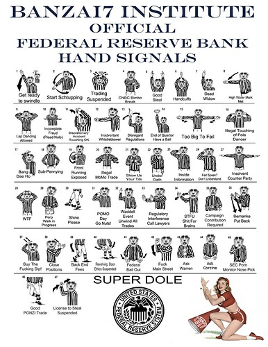 FEDERAL-RESERVE-BANK-HAND-SIGNALS | Available in large ...